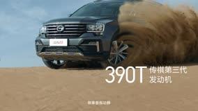 广汽传祺2020款GS8领跑篇15s